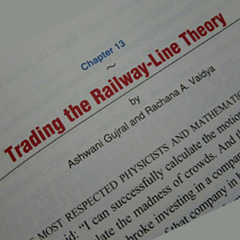 Book 3: Trading the railway line theory
